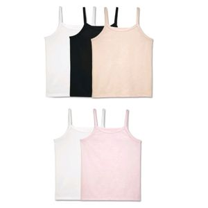 Fruit Of The Loom Girls Tagless Camisoles …